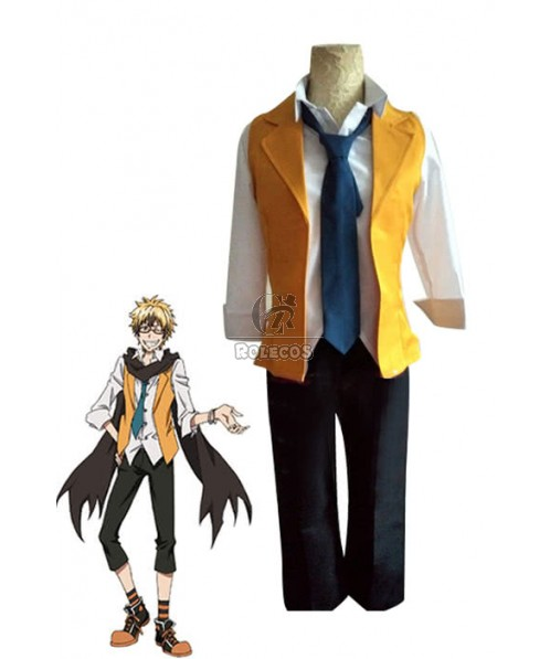 Disfraces Servamp Lawless personalizada Cosplay Anime
