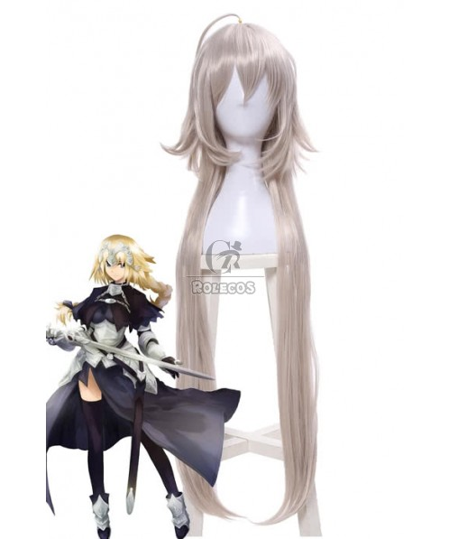 Fate Grand Order Saber Long Flaxen Anime Cosplay Woman Wigs