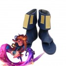 LOL Aspect of Twilight Zoe Cosplay Shoes
