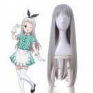 Blend S Hideri Kanzaki Cosplay Wigs Silvery Cosplay Wigs