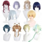 Game Genshin Impact Cosplay Wigs 10 Sytle