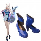 LOL KDA ALL OUT Ahri Cosplay Shoes