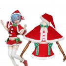 Re Zero-Starting life in another World Rem Christmas Cosplay Costumes