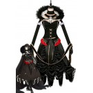 FateApocrypha Assassin of Red Black Anime Cosplay Costumes