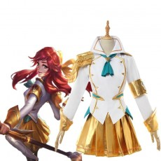 LOL Battle Academy Prestige Lux Cosplay Costume