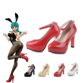 Bunny Girl Daily 11CM High Heels 4 Colors Cosplay Shoes