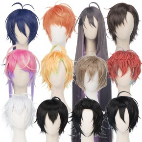 Hypnosis Mic!!! Cosplay Costume Full member Cosplay Wigs