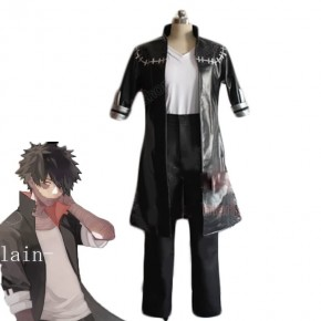 My Hero Academia Anime Dabi Cosplay Costumes Full Sets