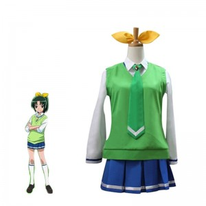 Fresh Pretty Cure Traje de Cosplay Nao midorikawa