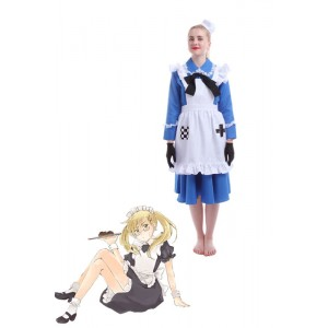 Axis Powers Hetalia APH Republic Of Rosa Kirkland Cosplay Costumes