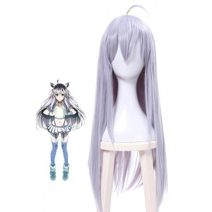woman long anime cosplay wig