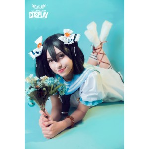 Love Live Pirate Set Nico Yazawa Cute Dress AnimeCosplay Costumes