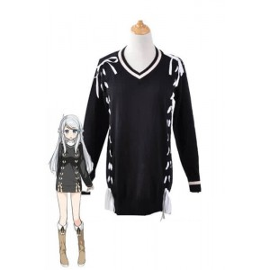 A Sister's All You Need Imōto Sae Ireba Ii.Nayuta Kani Black Anime Costumes Girl Sweaters