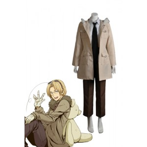 Axis Powers Hetalia Canada Matthew Williams Cosplay Costume