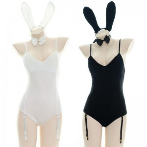 Bunny Sexy Lingerie 2 Colors Cosplay Costume