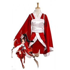 LOL Blood Moon Akali Cosplay Costumes
