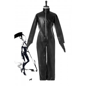 Durarara Celty Sturluson Black Cosplay Costume