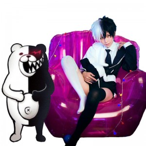 Danganronpa: Trigger Happy Havoc Monokuma Personification Cosplay Costume