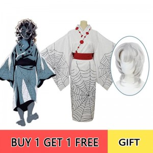 Demon Slayer Rui Male Uniform Cosplay Costume