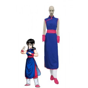 Traje de cosplay Chi Chi Dragon Ball