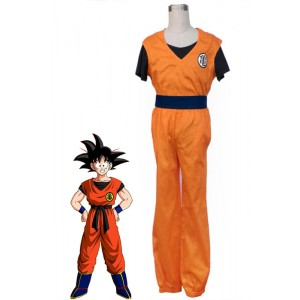 Dragon Ball Son Gokū 1st Version Cosplay Costumes