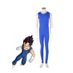 2do traje de Cosplay Versión Dragonball Kai Vegeta