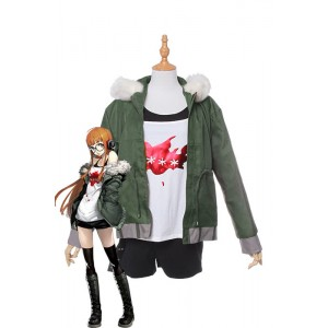 Futaba Sakura Persona5 the Animation cosplay Costumes