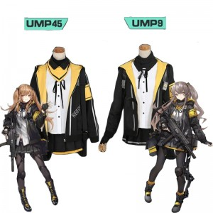 Game Girls Frontline  ump45UMP9 Cosplay costume Full Sets