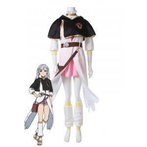 Black Clover Noelle Silva Presale Anime Cosplay Costumes