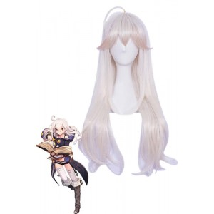 Grimoire of Zero Zero Long Flaxen Anime Cosplay Wigs