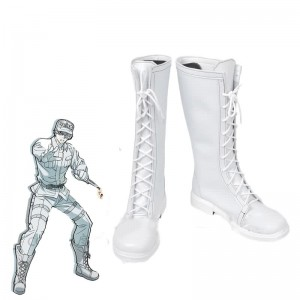 Hataraku Saibou Cells At Work White Blood Cell U-1146 Cosplay Shoes