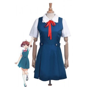 Saekano: How to Raise a Boring Girlfriend Izumi Hashima Blue Dress Anime Cosplay Costumes