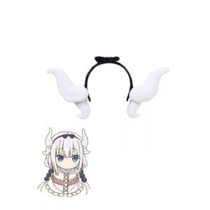 Miss Kobayashi's Dragon Maid Kanna Kobayashi Lovely Cosplay Headwear