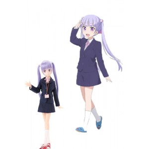Suzukaze Aoba New Game Coat Cosplay Costumes