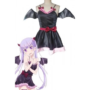 New Game!!Suzukaze Aoba Halloween Cosplay Costume