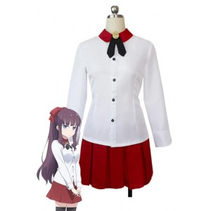 New Game Takkimoto Hifumi Cosplay Costumes