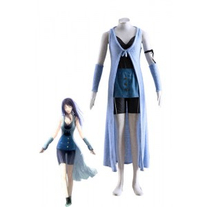 Trajes de Final Fantasy VIII Ronia normal vestido de Cosplay