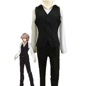 Black anime cosplay costumes