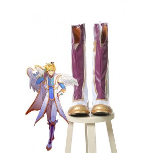 Star Guardian LOL Ezreal Game Cosplay Shoes