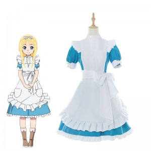 Sword Art Online Alicization Alice·Synthesis·Thirty Dress Cosplay Costume