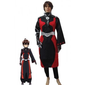 Disfraces Twin Star Exorcistas Rokuro Enmado personalizada Cosplay Anime