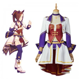 Uma Musume Pretty Derby Stage Costumes Cosplay Costume