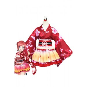 Love Live Kousaka Honoka Anime Cosplay Costumes