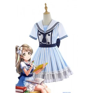 Love Live Pirate Set Kotori Minami Cute Dress AnimeCosplay Costumes