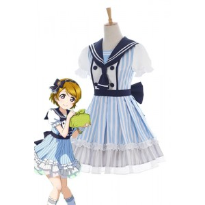 Love Live Pirate Set Hanayo Koizumi Cute Dress AnimeCosplay Costumes