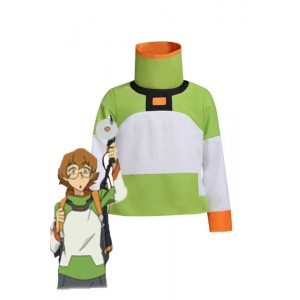 Voltron Legendary Defender Pidge Anime Cosplay Costumes