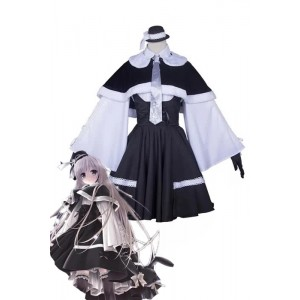 Yosuga no Sora Sora Kasugano Winter Anime Cosplay Costumes