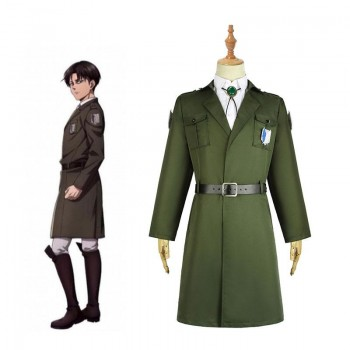 Attack on Titan Scout Regiment Cosplay Costume