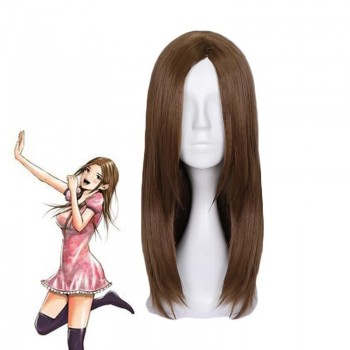 Back Street Girls Brown Long Straight Cosplay Wigs