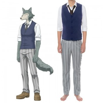 BEASTARS Legoshi Cosplay Costume Full Sets